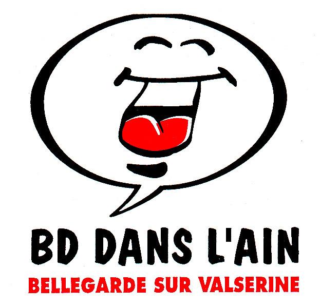 logo festival bd dans lain