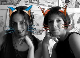 Sophie Turrel & Stephanie Dunand-Pallaz
